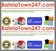Apartment real estate services in Bahria Town Karachi,  Lahore